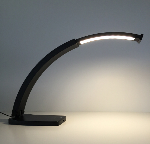 WLED01 - Sculpture of Modern Artist LED Table Lamp