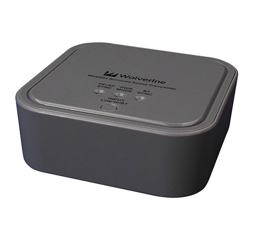 Wolverine WIOS 5.8GHz Audio Transmitter