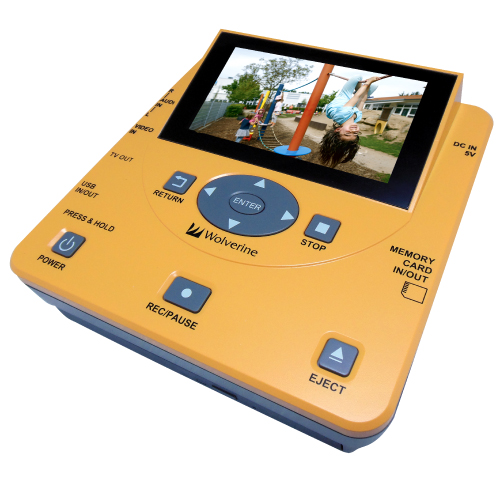 **NEW** Wolverine TransMedia All-in-one Home Movies Digitizer